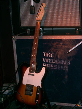 Chris' telecaster